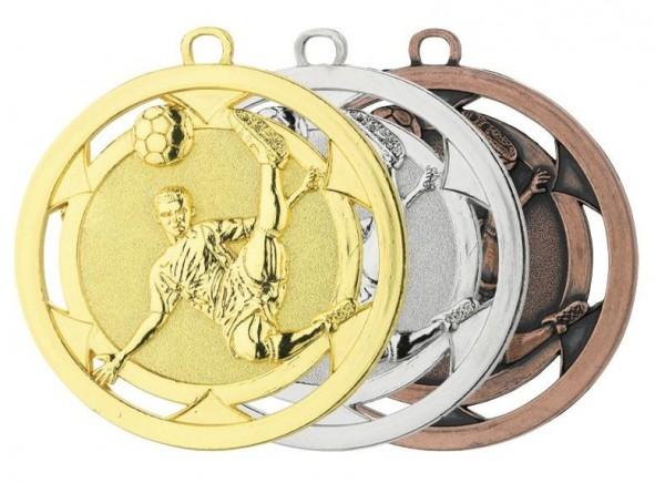 Fußballer-Medaille VE 100 (Artikel 4850/50)