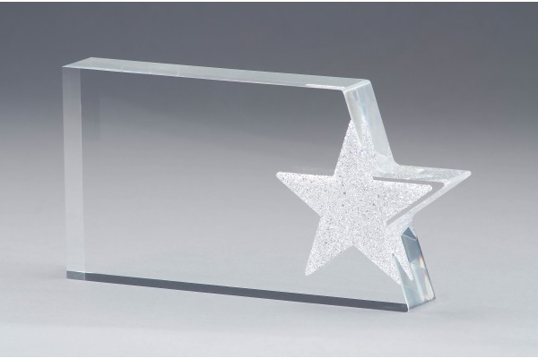 """Trophäe """"Crystal Star"""" (Artikel 3907)"""
