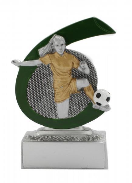 Fußballaufsteller Frau VPE 24 Stück (Artikel 4851)