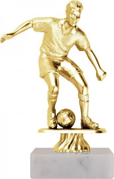 Fußballer-Figur gold VPE 20 (Artikel 4828)