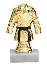 Kampfsport-Aufsteller gold VE10 (Artikel 4309)