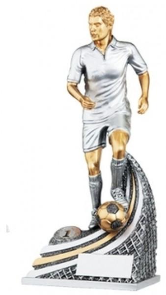 Kunststoffaufsteller Fußballspieler (Artikel 4827)