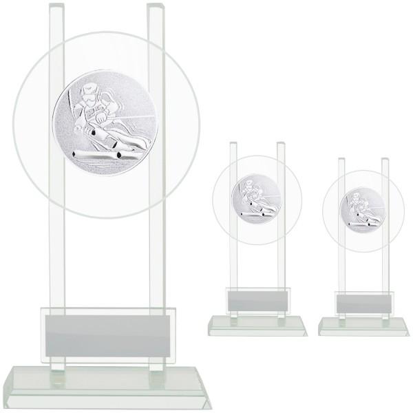 Glastrophäe in besonderem Design (Artikel 240)