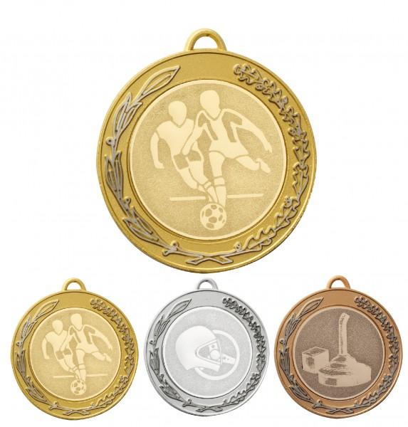 Metall-Medaille (Artikel 137)