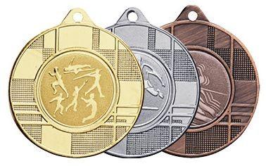 Medaille im neuen Design (Artikel 104/45)