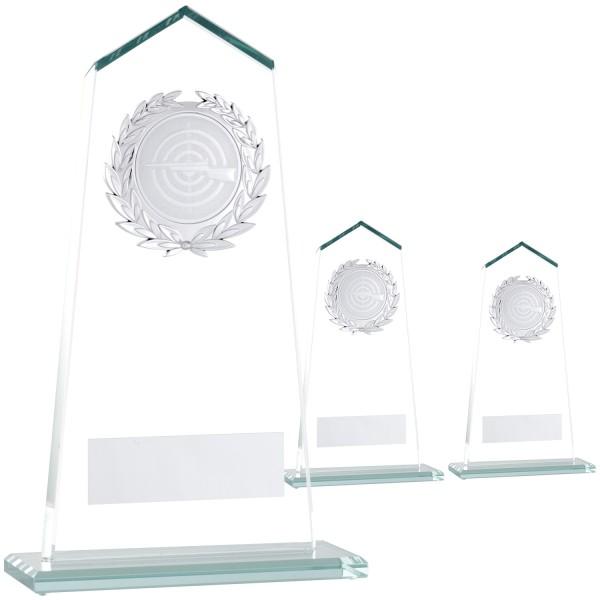 Hochwertige Glastrophäe (Artikel 200)