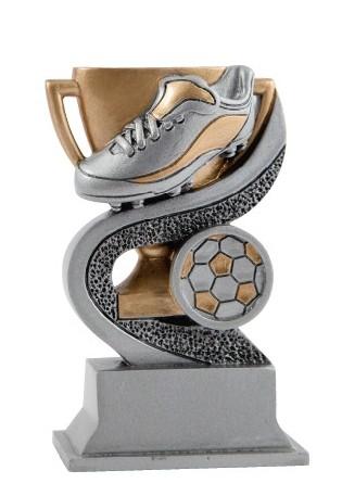 Kunststoffaufsteller Pokal u.Fußballschuh VPE 20 (Artikel 4837