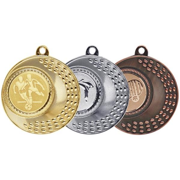 Medaille im neuen Design (Artikel 112/50)