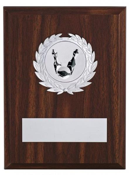 Ehrentafel aus Holz mit Metallauflagen (Artikel 147)