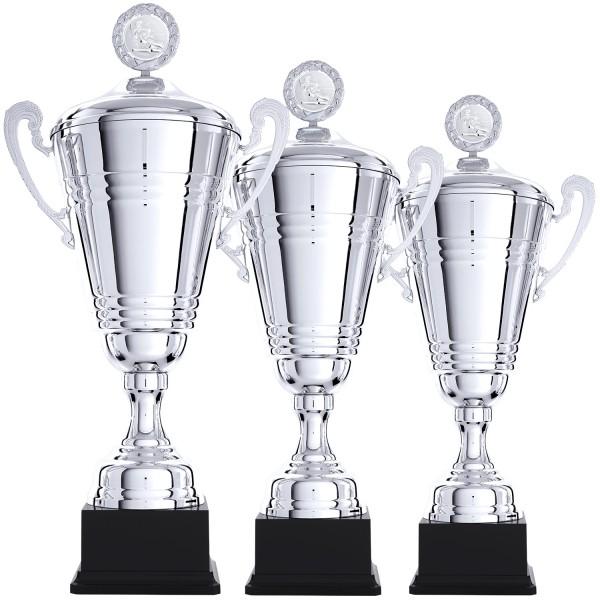 Großer Siegerpokal in Silber (Artikel 9737)