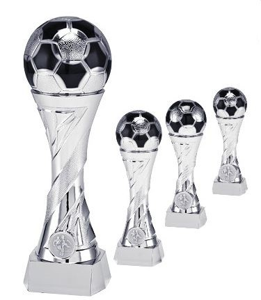 Fußballpokal-Serie silber (Artikel 4800)